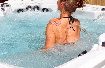 Sacramento hot tub dealer Blue Lagoon