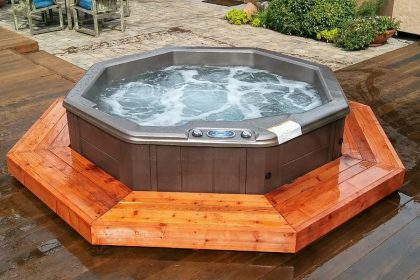 How to Prepare to Have a Hot Tub Installed